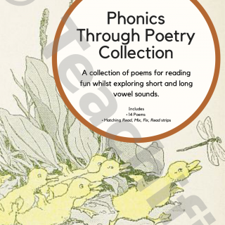 View Phonics Through Poetry Collection