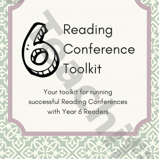 View Reading Conference Toolkits: Year 6